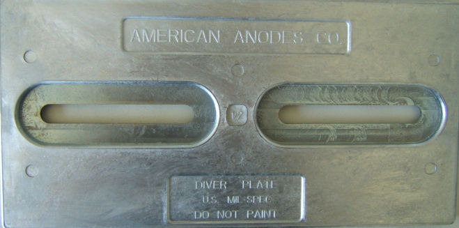 DIVER PLATE-Sale, Save $2.00