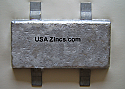 W-23 Weld-On Zinc Hull Plate