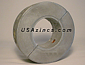 "C-12 & LARGER SHAFT ZINC-CAMP CO. 2-1/2"" - 4-0"" DIAMETER"
