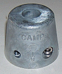 X-0 DE ICER ANODE- CAMP CO.  1/2""