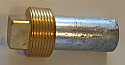 CAT 6L2284 & 6L2285 Pencil Zinc with authentic CAT End Plug