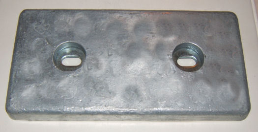 ZHC-42 HULL PLATE